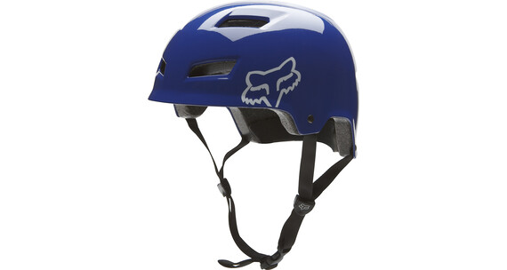 Fox Transition Hard Shell Helm blue